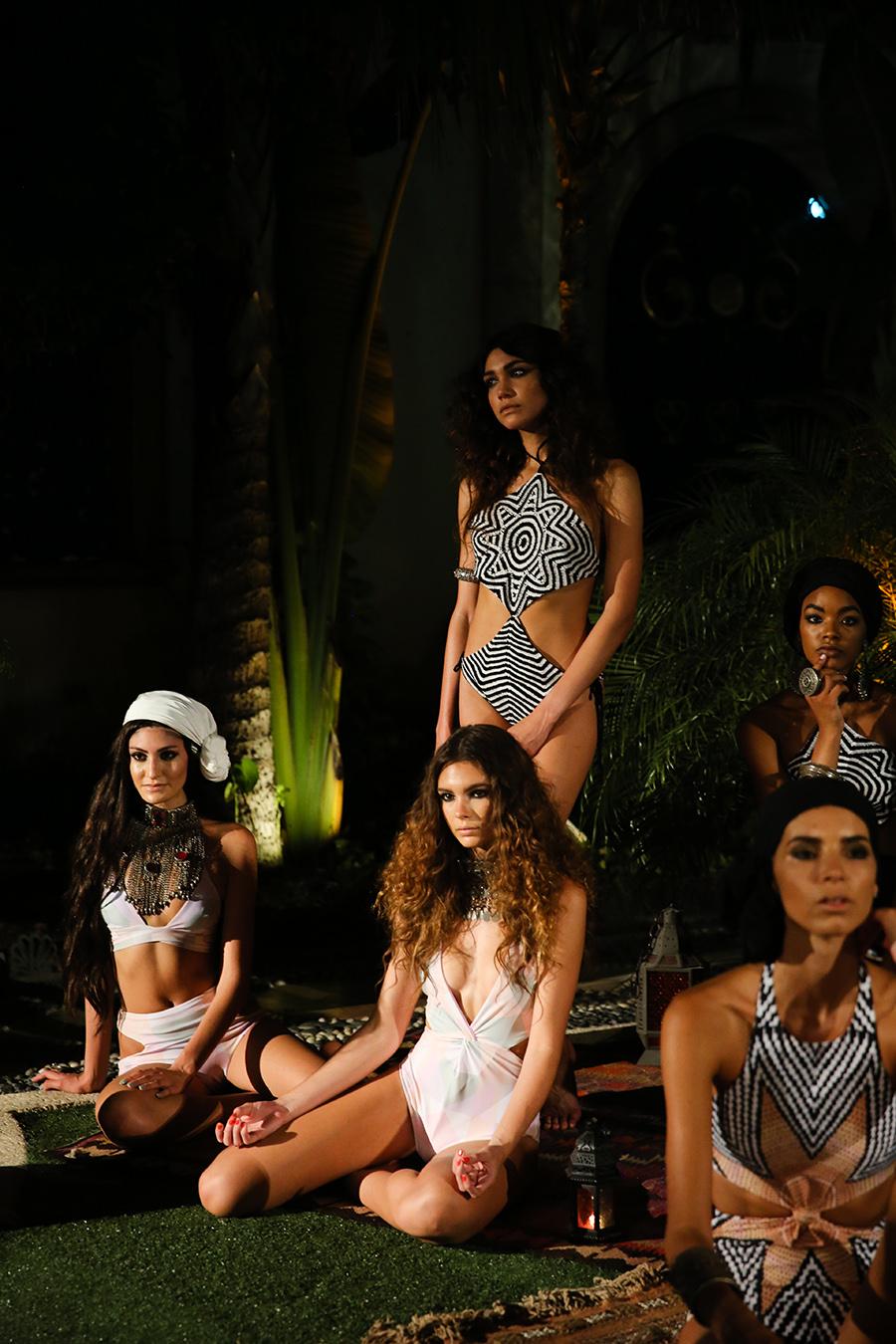 * Mara Hoffman Resort 2016 Versace Moroccan 249