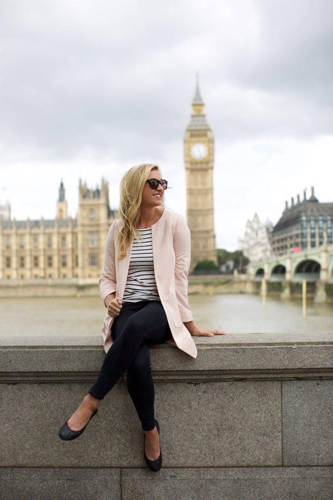 Whitney Haldeman Blonde Atlas || 30 Questions on 30A || London