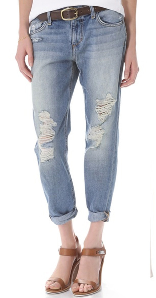 Step Out in Boyfriend Jeans like Holly Williams