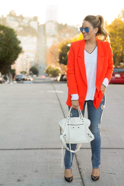 Winter Brights Gal Meets Glam