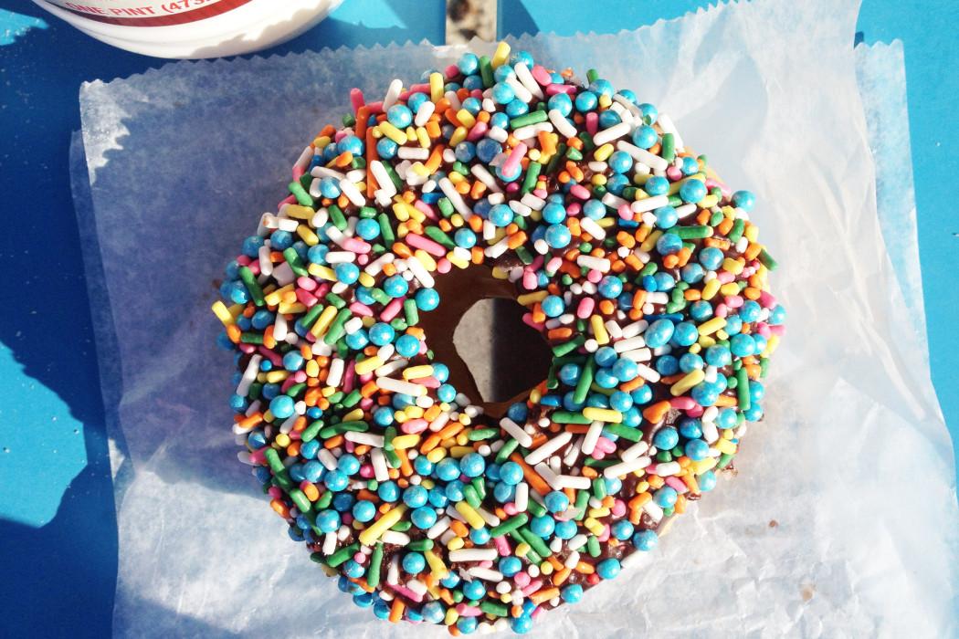 Charlie's Donut Truck Alys Beach - 30A Street Style