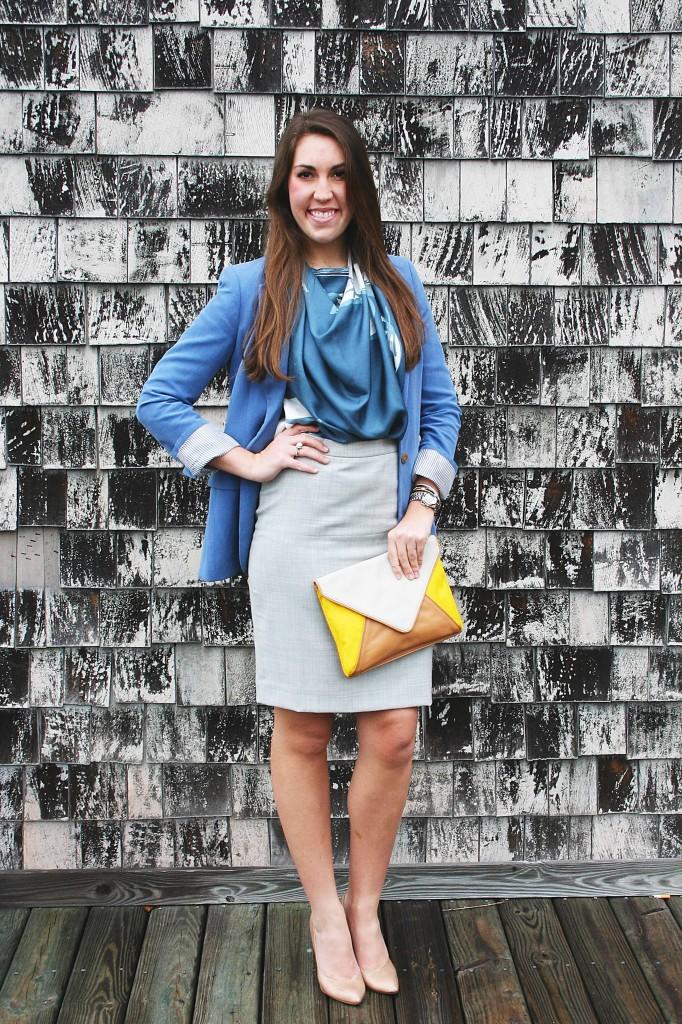 Maggie Dennis - Work Wardrobe - 30A Street Style