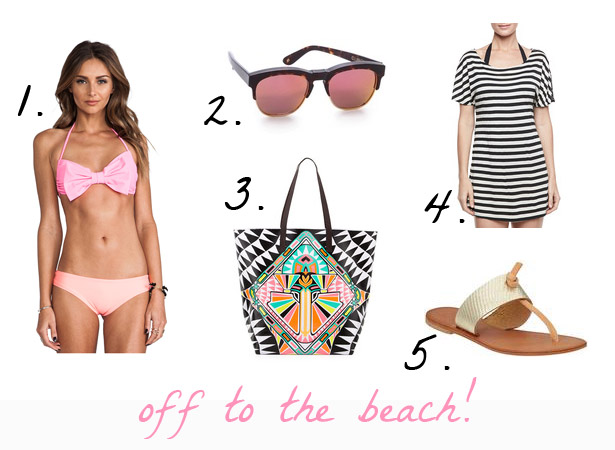 Wear Now - Off To The Beach