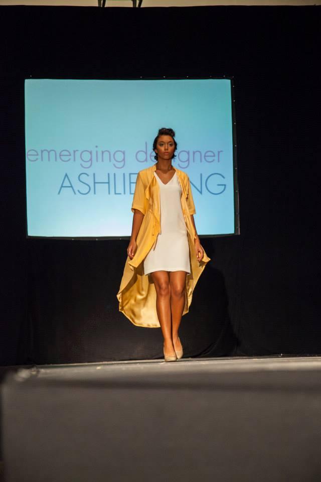 Emerging Designer Ashley Ming