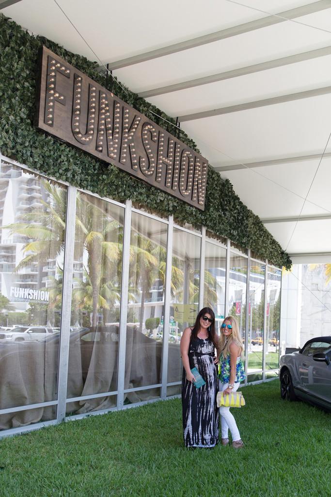 Tie Dye Maxi Miami Swim 30A Street Style Jackie Ward Bass Museum