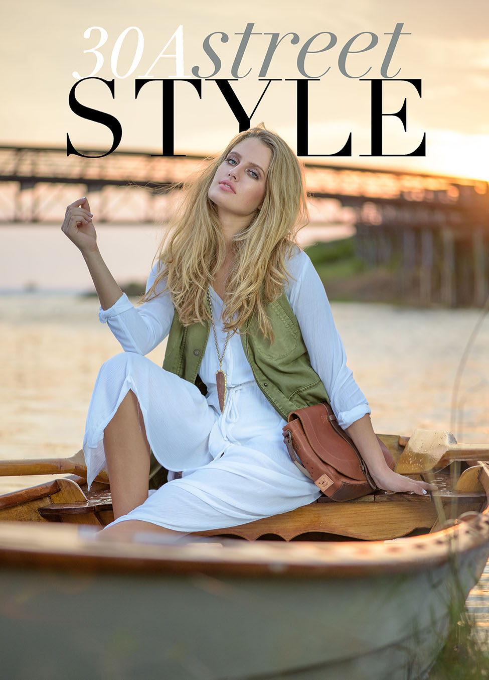 30A Street Style Fall Editorial Back to Cool Emme Martin