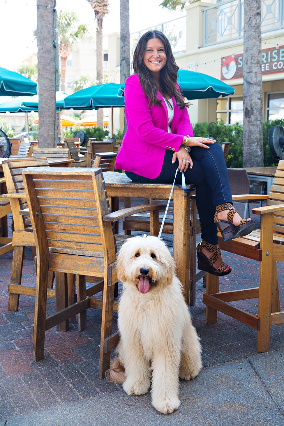 Jessica Proffitt 30A Street Style Dogs