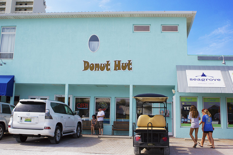 30A Donut Hut Exterior Web