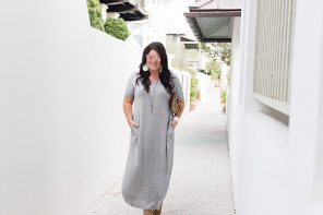 The Ultimate T-shirt Maxi Dress