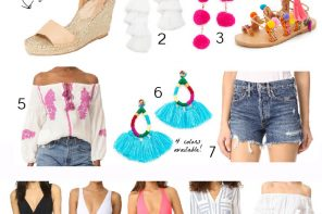 Spring Favorites on Sale Now at Shopbop