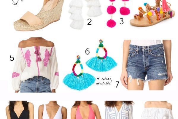 Spring Favorites on Sale - tassel Earrings Loeffler Randall and more | Shopbop Sale
