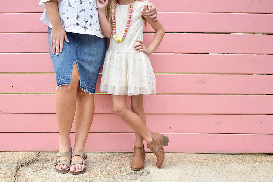 30A Street Style Back to School Shoe Carnival - For the Mini Fashionista 2
