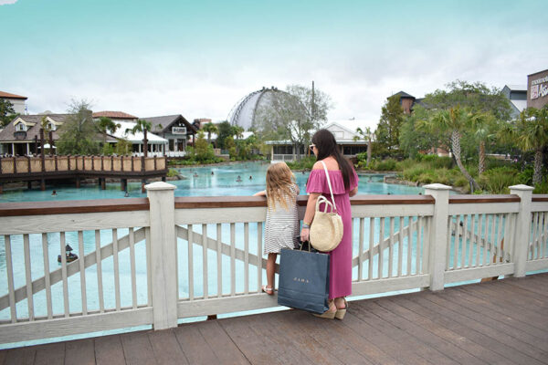 Disney Springs Back to School - Shopping