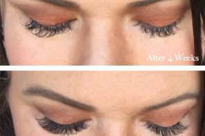 3D Volume Lashes with Pure & Couture