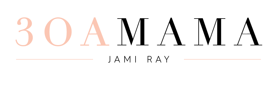 30A Mama™  |  Jami Ray - Style, Beauty & Motherhood from 30A & Beyond