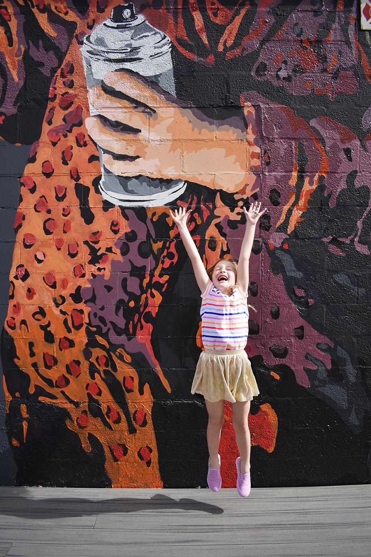 Tallahassee Painted Wall Art