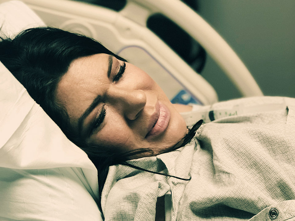 What It's Really Like to Have a C Section - 30A Mama