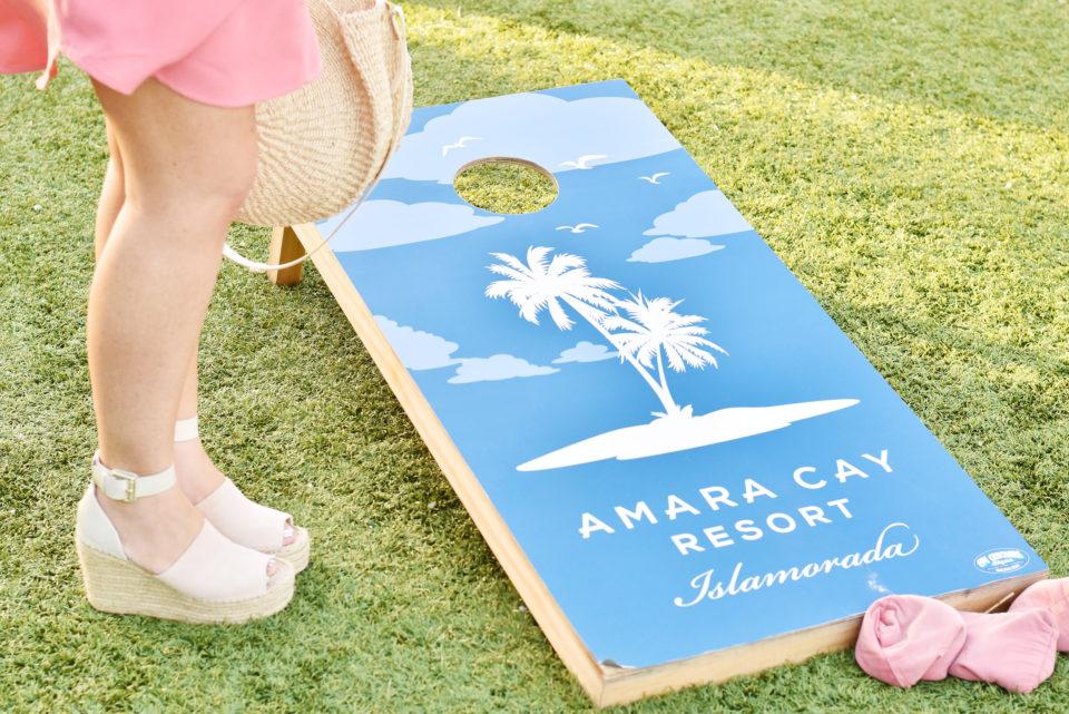 Amara Cay Family Games Cornhole