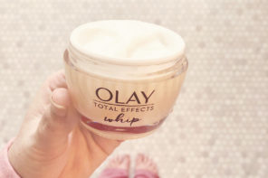 Leaving Winter Skin Behind with Olay Whips