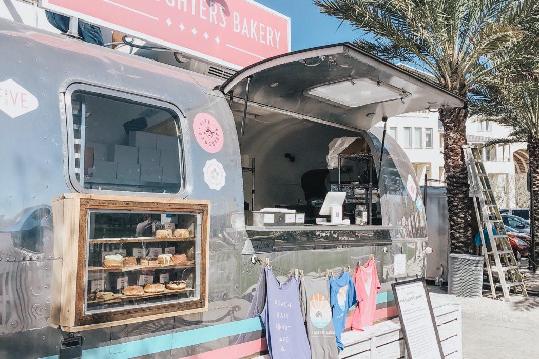 Best 30A Donuts: Five Daughters Bakery: Seaside FL