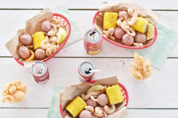 Dr Pepper 30A Mama Shrimp Boil