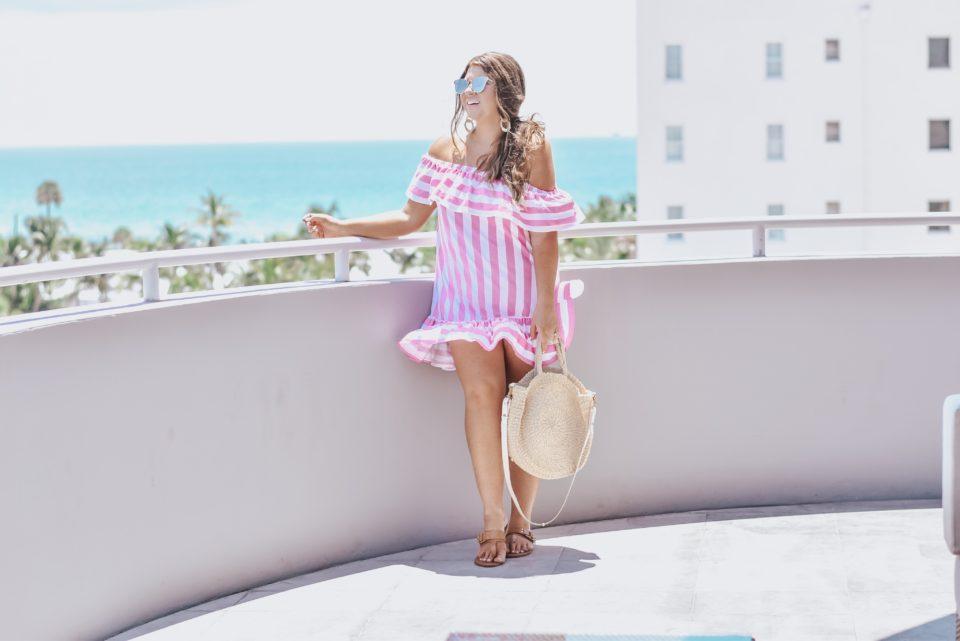 Miami Swim Week Boulan Hotel Jami Ray at Riviere Agency