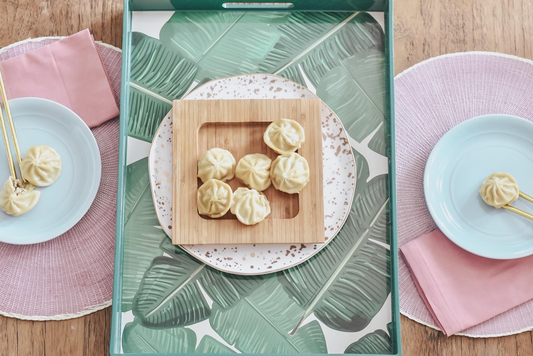 30A Mama Jami Ray - Bibigo Steamed Dumplings 1