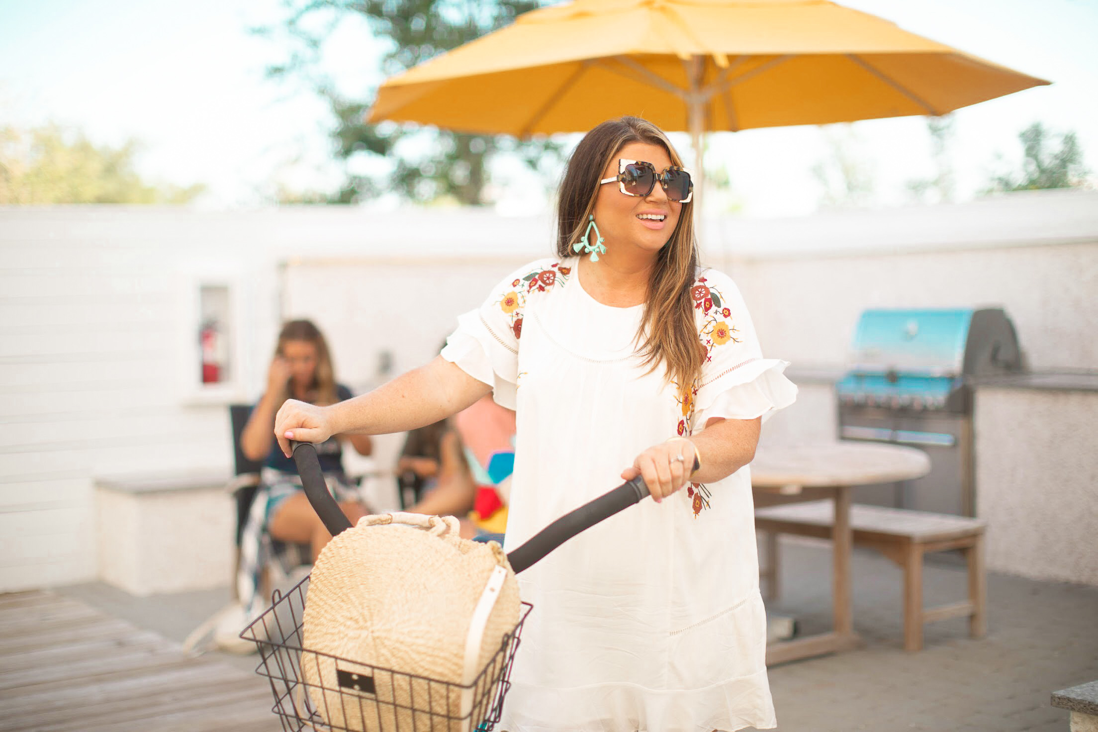 30A Blogger Weekend - Eventure Bike Tour from The Pointe-
