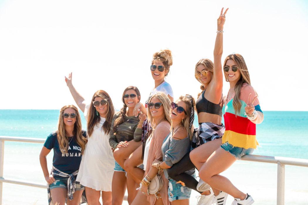 30A Bloggers Weekend - Brooke Webb, Jami Ray, Katy Harrell, Hollie Woodward, Sarah Knuth, Jessica Fay, Jordan Underwood, Bailey Schwartz - Eventure Bike Tour-2