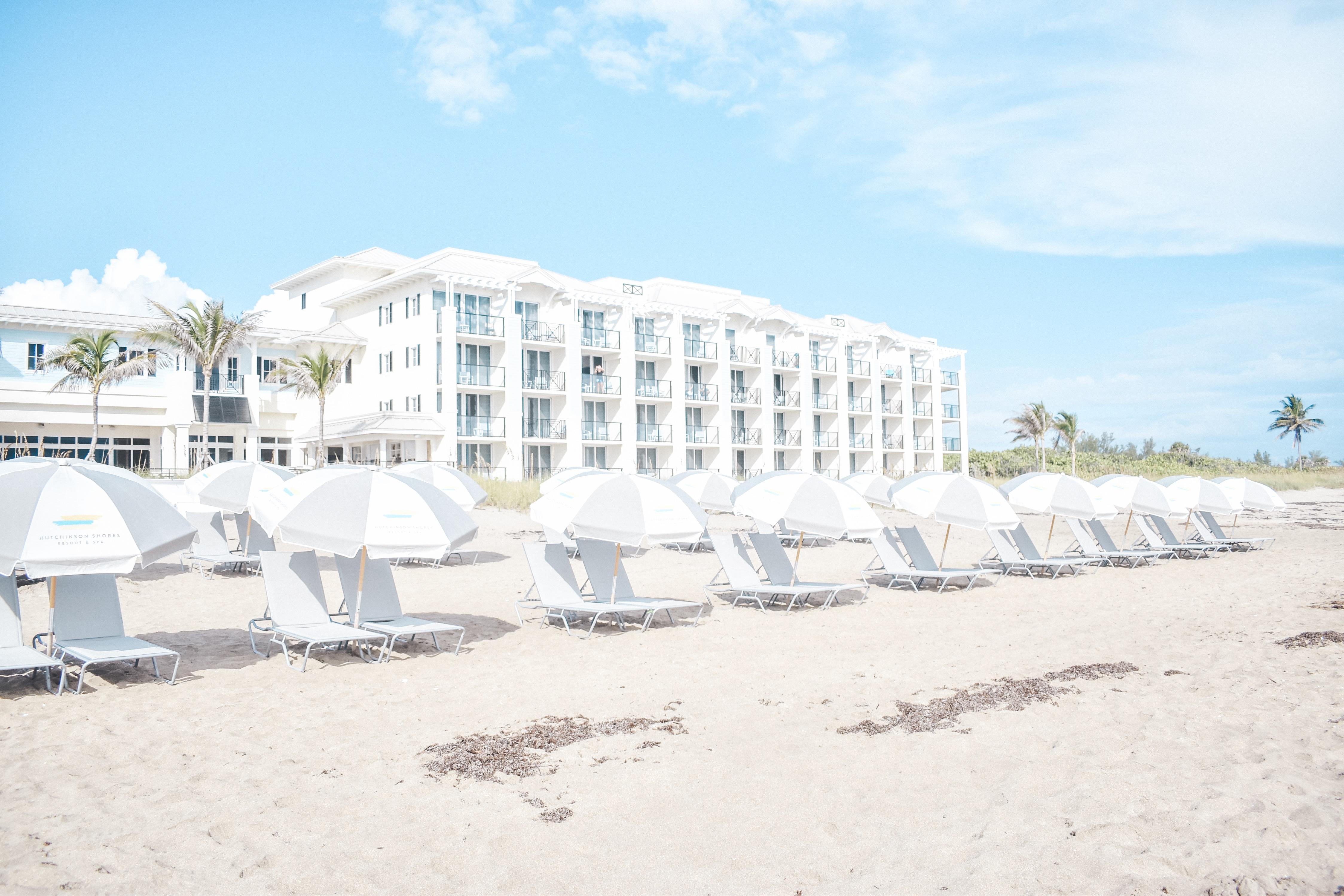 Hutchinson Shores - 30A Mama Travel - Beach Chairs and Umbrellas