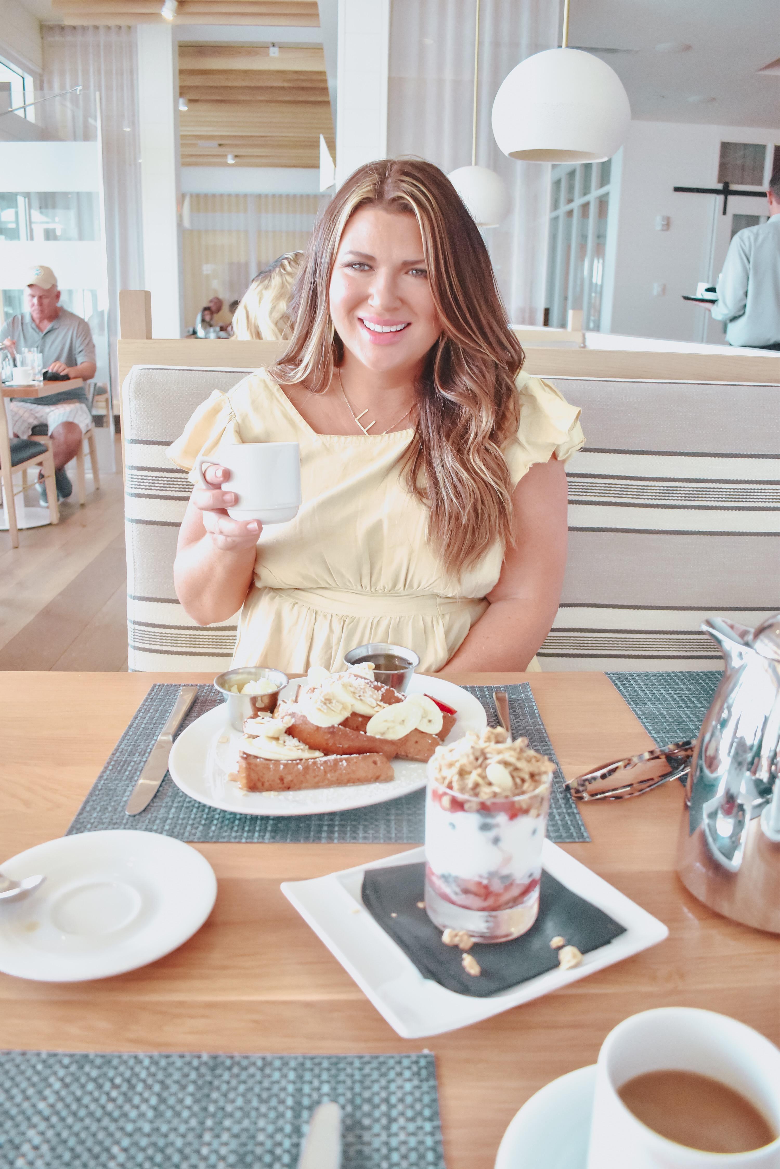 Hutchinson Shores - 30A Mama Travel - Breakfast