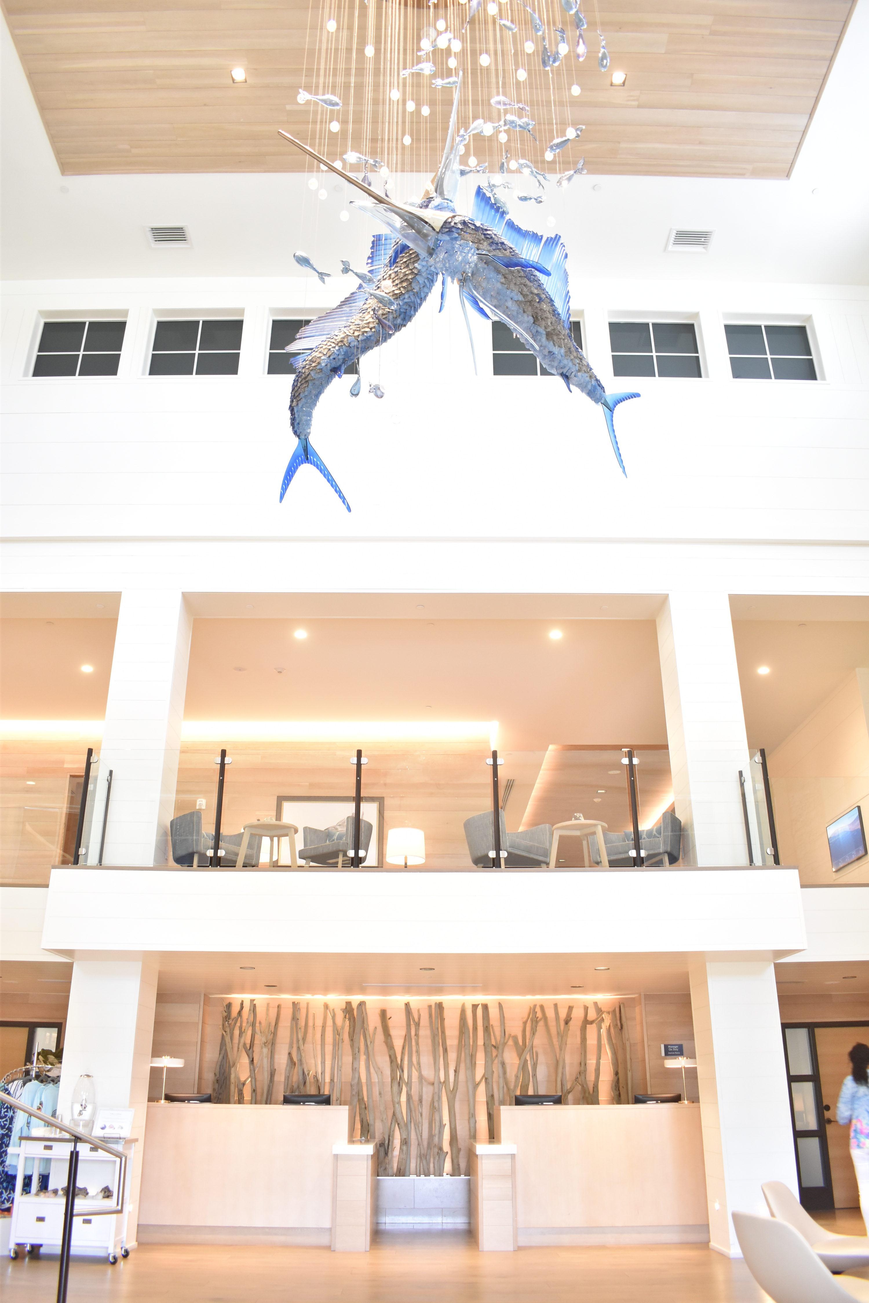 Hutchinson Shores - 30A Mama Travel - Lobby Entry