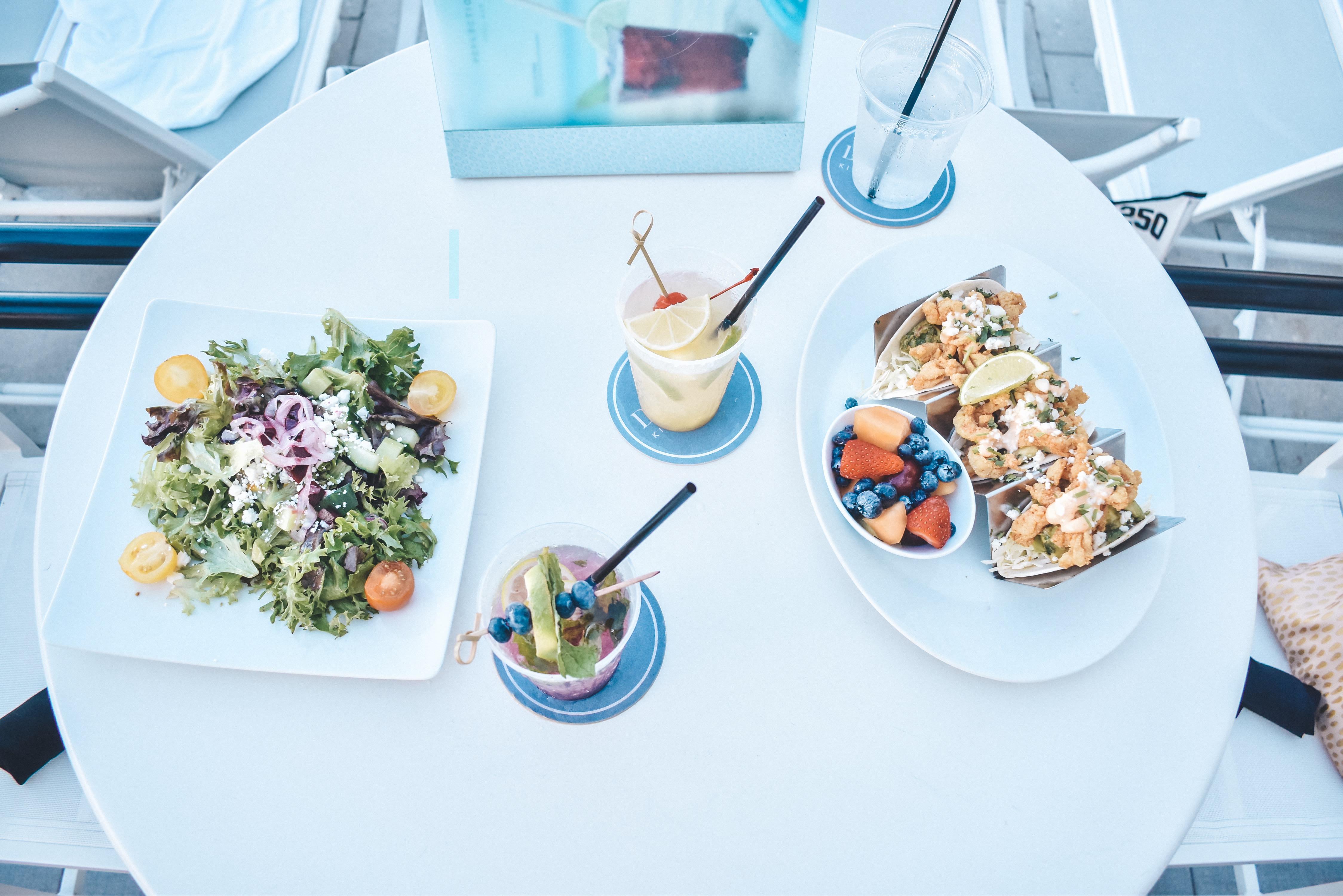 Hutchinson Shores - 30A Mama Travel - Lunch at Drift
