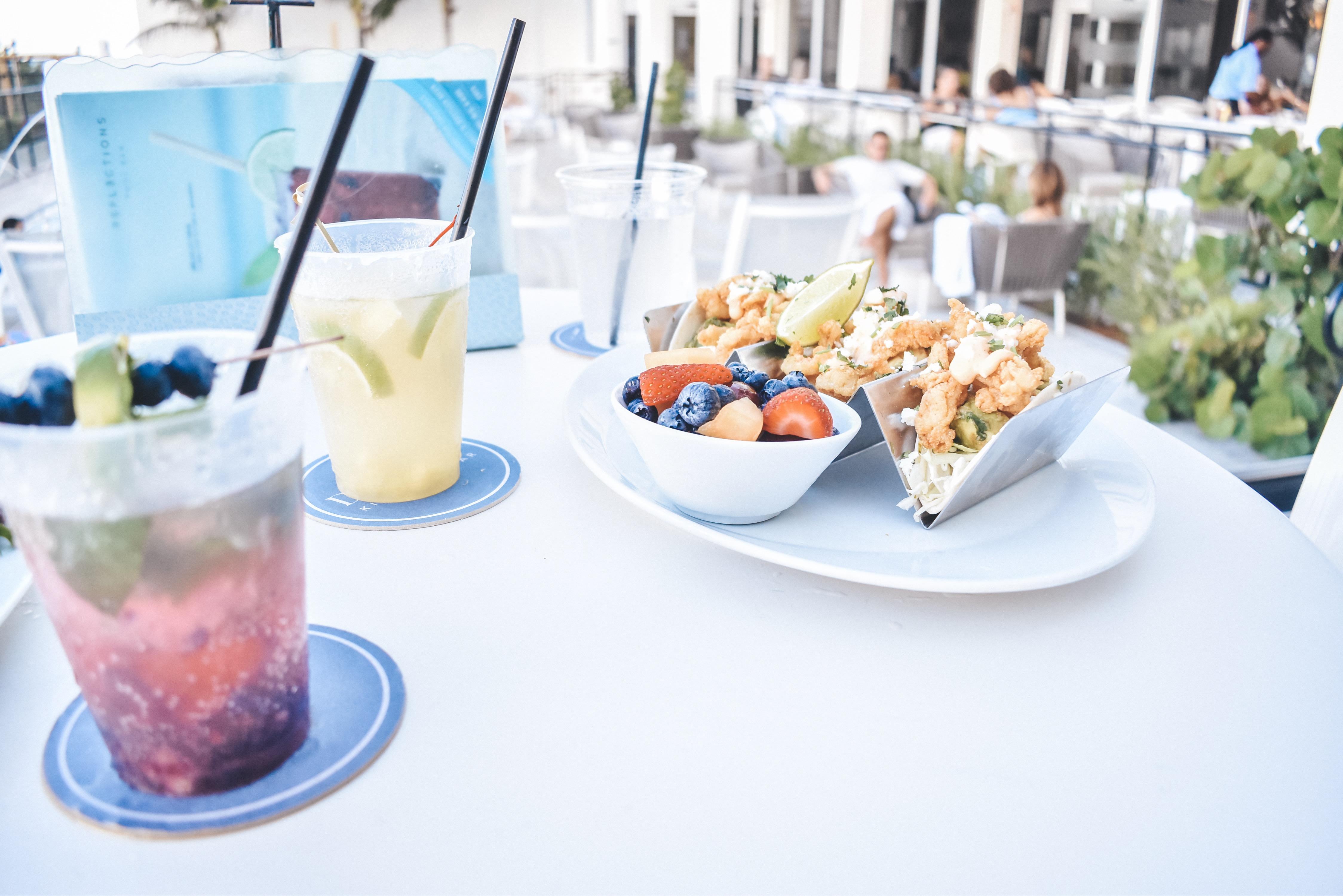 Hutchinson Shores - 30A Mama Travel - Shrimp Tacos and Cocktails at Drift