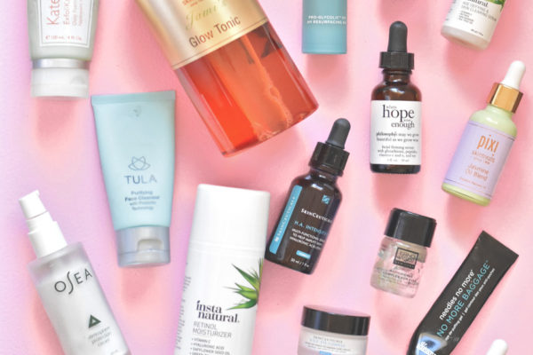 Mixed Bag Beauty - What I'm Using Right Now // 30A Mama