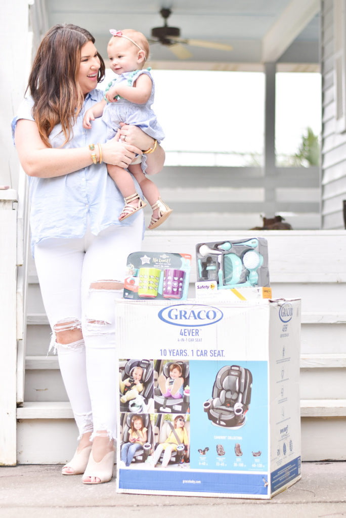 30A Mama - Walmart Baby Essentials including Graco 4-in-1 car seat