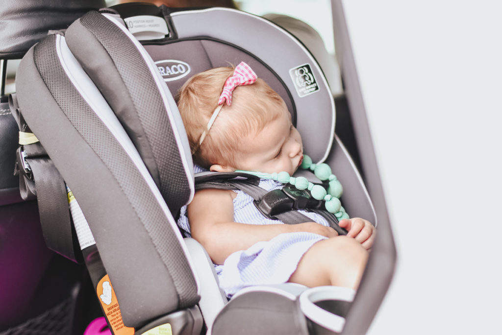 30A Mama in Seaside FL - Walmart Baby Essentials including Graco 4-in-1 car seat