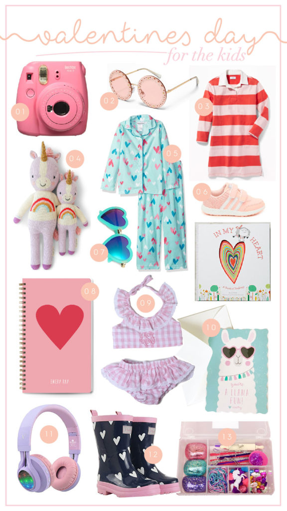 Valentines Day Gifts for Kids - Little Girls