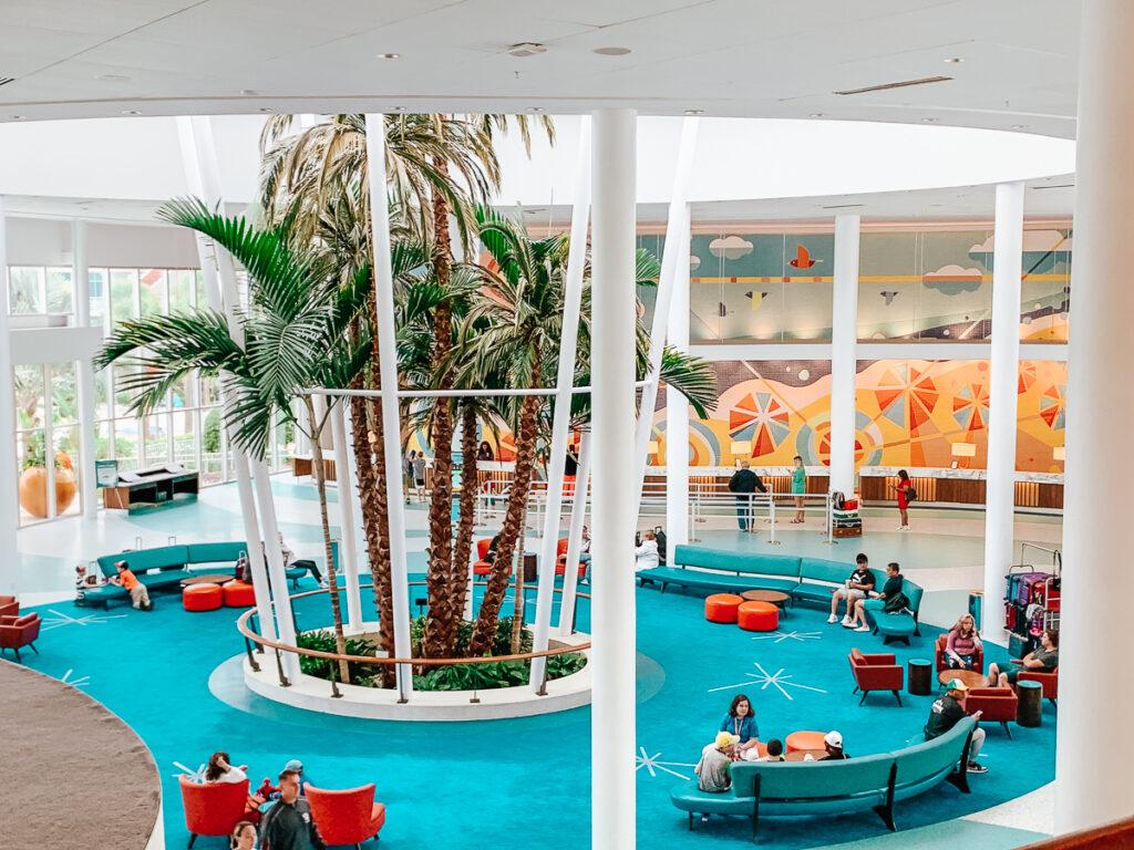 30A Mama Travel - Cabana Bay Lobby