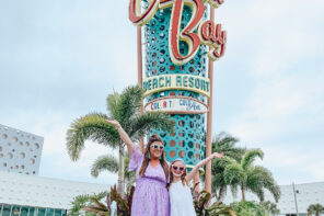 Universal Orlando + Cabana Bay Beach Resort