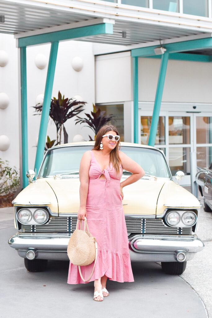 30A Mama Travel - Cabana Bay Vintage Cars - Jami Ray