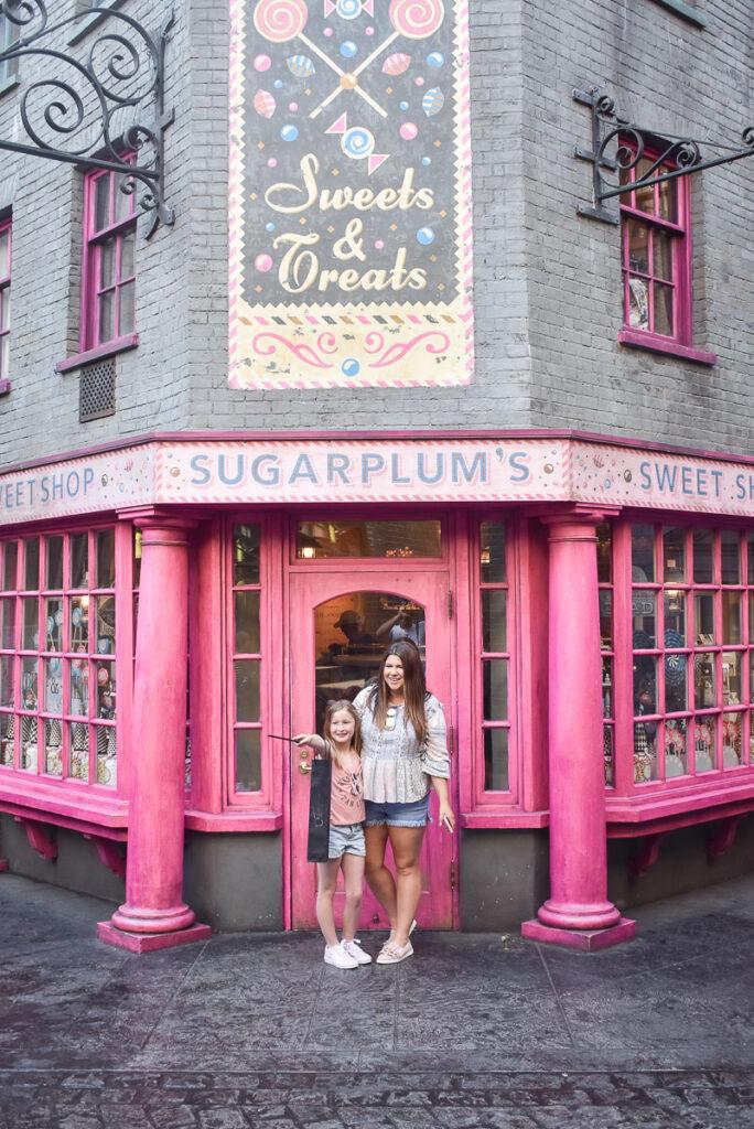30A Mama Travel - Universal Wizarding World - Sugarplum's