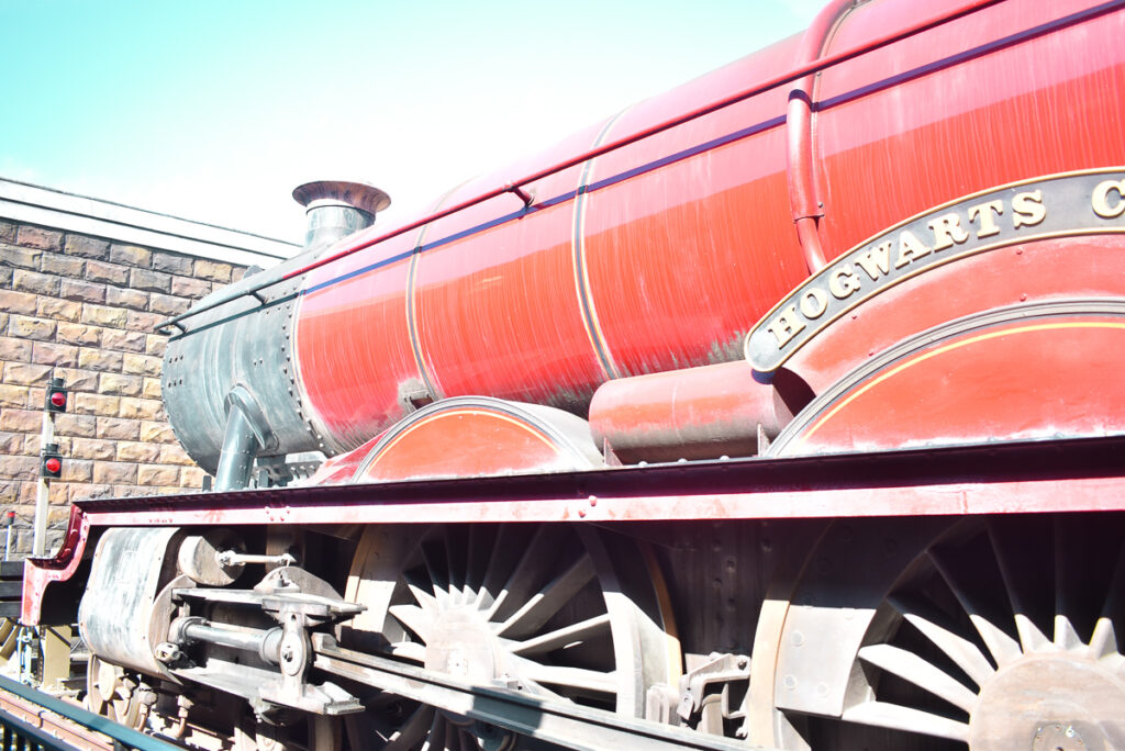 30A Mama Travel - Universal Wizarding World of Harry Potter - Hogwarts Express
