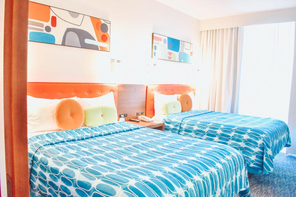 30A Mama Travels - Cabana Bay Room