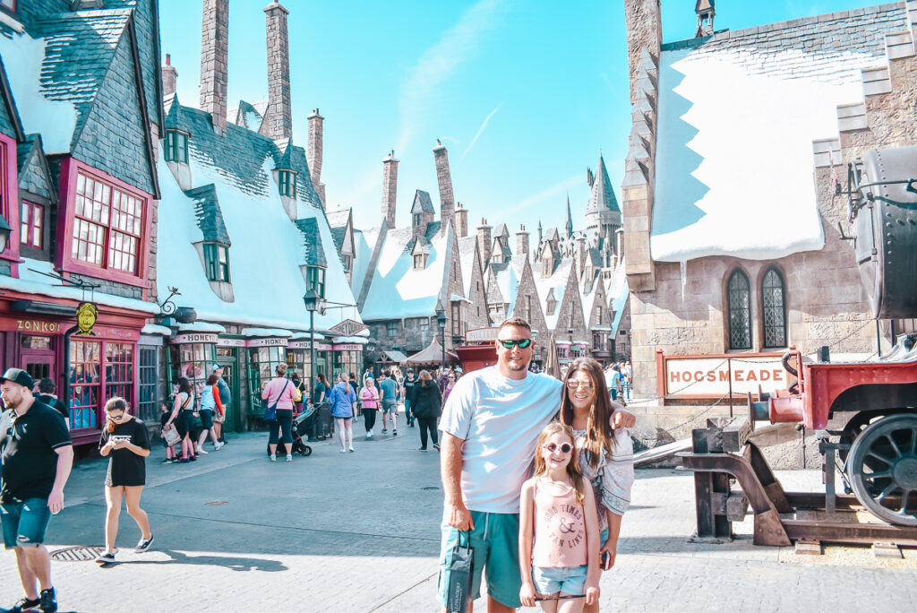 30A Mama Travels - Wizarding World of Harry Potter - Hogsmeade - Universal Islands of Adventure