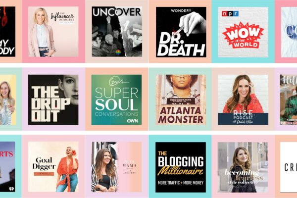 Favorite Podcasts 2019 - 30A Mama :: Gold Digger :: Rachel Hollis