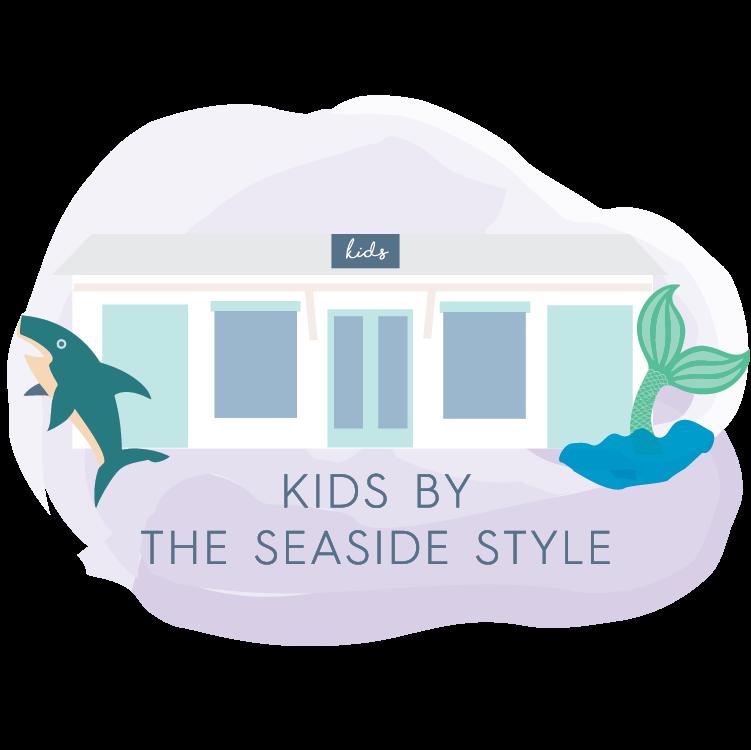 Seaside Style Store Icons- Kids in Seaside FL