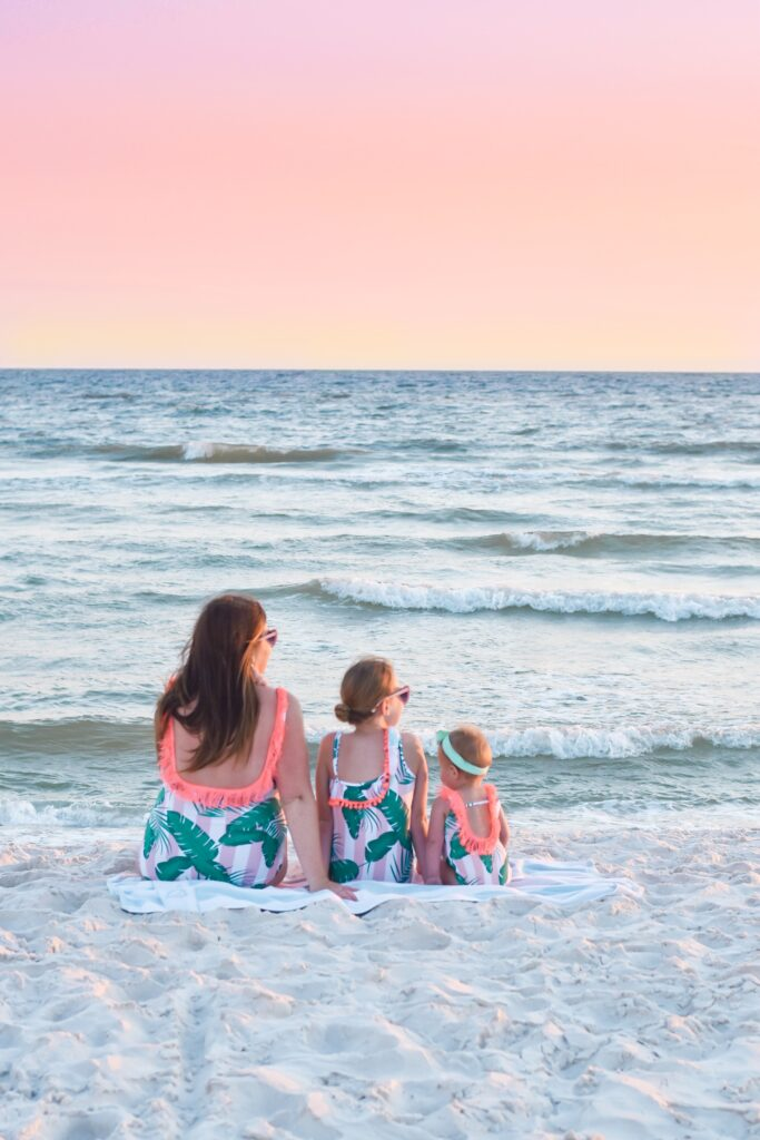 30A Mama - Beach Please Inlet Beach - Mommy and Me suits