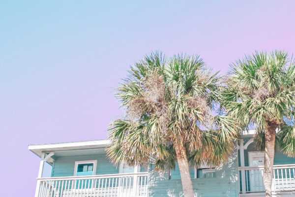30A Mama - Beach Please Inlet Beach - Palm Exterior