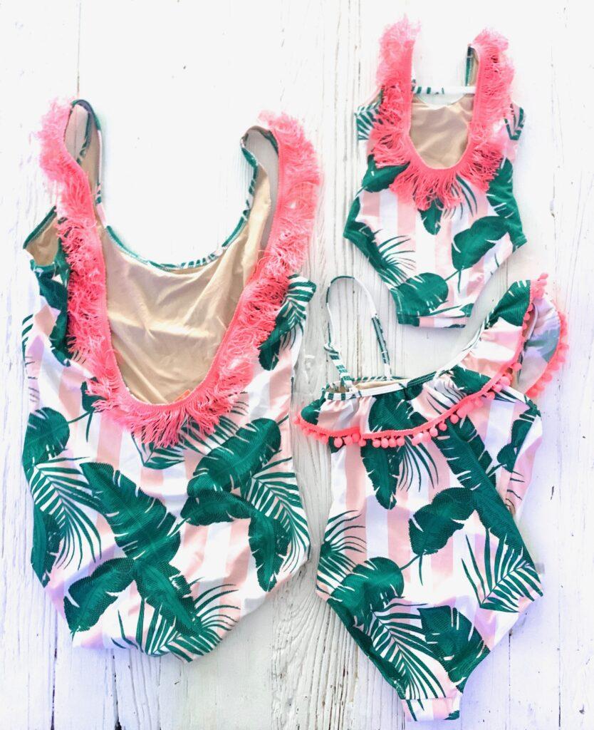 30A Mama - Matching Swimsuits Shade Critters